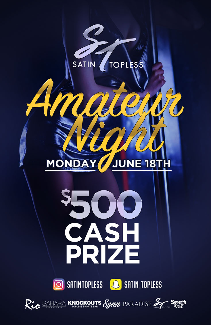 Amateur Night June